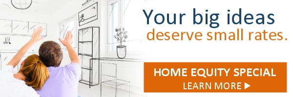 Home Equity Loan Special