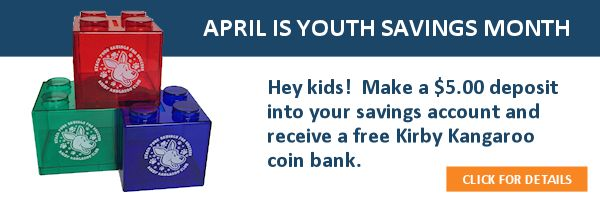 Youth Savings Month